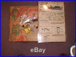 1956 Marx Captain Gallant Foreign Legion Playset