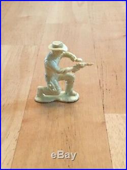 1960 Marx Johnny Ringo Western Frontier Play Set Plastic 54mm Character Figure