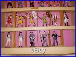 1960 Marx Toys WARRIORS OF THE WORLD 23-piece set ORIGINAL WINDOW BOXCOMPLETE