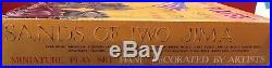 1963 MARX PlaysetSANDS OF IWO JIMA. Largest Miniature Version 330 Pieces. MIB