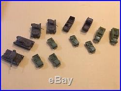 1963 MARX SANDS OF IWO JIMAPlayset. Largest Miniature VersionOver 330 Pieces
