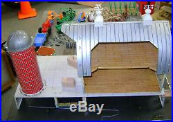 1968 MARX Farm Set (No Box)