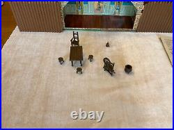 1972 Sears Marx Toys American Heritage Sons Of Liberty Play Set+ Stockade Fence