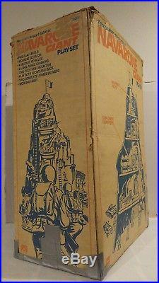 1977 NAVARONE PLAY SET BY Marx Plus extras! See pics