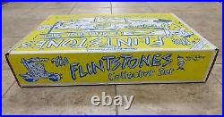 1991 Marx The Flintstones Collector Set Ruby Edition, Hanna Barbera, 4673, New