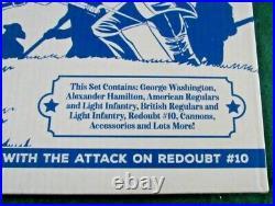 Barzso's Battle of Yorktown NRFB Playset (Marx)