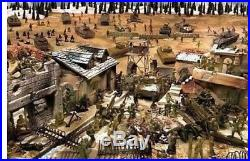 CTS Battle of the Bulge Playset Battleground with Accessories