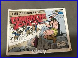 Comanche Pass playset with extras