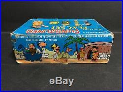 Flintstones Marx Super Rare Tinykins 1962 Miniature Play Set With Box