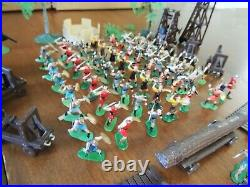 For Marx Miniature Knights and Vikings Set the Viking Hoard