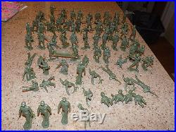 Giant Marx Navarone Play Set with Extras from other sets