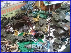 Huge Lot Marx Battleground U. S. German Europe French Russian & More
