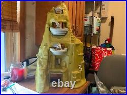 Iwo Jima Giant Play Set By Marx With Box