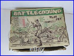 Louis Marx BattleGround Playset Series 2000