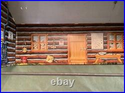 MARX 1956 BOYS CAMP PLAYSET NMint & 99% Complete