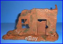 Marx 1966 Battleground Europe Exploding Building