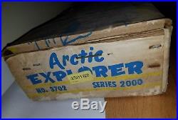 MARX ARCTIC EXPLORER PLAYSET 3702 SERIES 2000 Very Rare All contents original