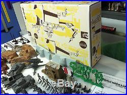 Marx Battleground European Playset Sears 4143