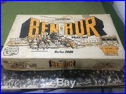 Marx Ben Hur Playset 1959