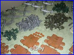 MARX D-Day 6012 playset 100% Complete