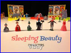 MARX Disney on Parade Play Set JC Penney's EXCELLENT FIND! 65 PIECES