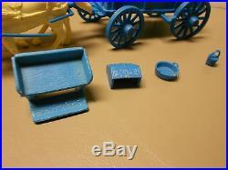 Marx Johnny Ringo/wagontrain Playset Wagon