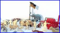 Marx Jungle Jim Daktari Playset Vintage Tv Show DVD Rare Africa African Zulus