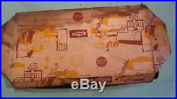 MARX SEARS D-DAY LANDING PLAY SET 6012 1960s VERY LARGE ORIGINAL SEARS BOX