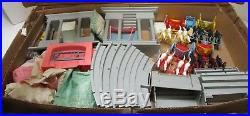 MARX SEARS EXCLUSIVE OFFICIAL BEN HUR SERIES 2000 PLAY SET WithGREAT BOX WOW