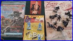 MARX Zorro and Barszo