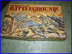 MEGO/MARX Battleground 8052 playset 100% complete