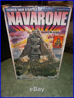 MEGO/Marx Navarone 8058 playset UNOPENED MATERIAL