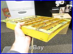 Marx 1950s Elegant Miniatures disneykins tinykins store display dinosaur playset