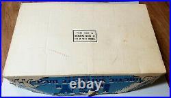 Marx 1958 IGY Arctic Satellite Base Set & Original Box Series 1000