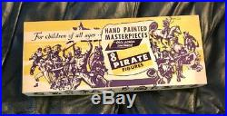 Marx 1962 Warriors Of The World CHARMORE 8 Pirates Series 1 MINT IN BOX