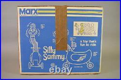 Marx 1970's Silly Sammy MINT in box