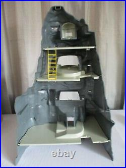 Marx, 1977, Famous WWII Battle of NAVARONE GIANT Play Set #4302 (Lot C) with Box