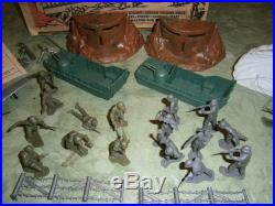 Marx 2649 COMBAT LANDING FORCE