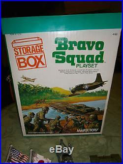 Marx 4102 Bravo Squad