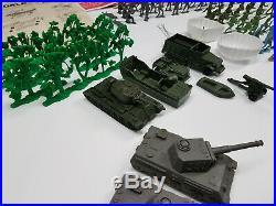 Marx 4142 (sears 5938) Battleground Europe Playset