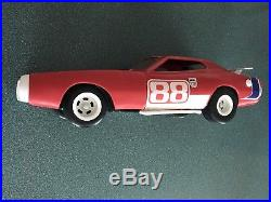 Marx 5175 Pit Change Charger Car & Parts 1974