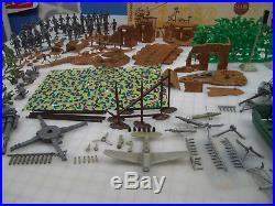Marx #5950 Battleground European Theater Set 4173