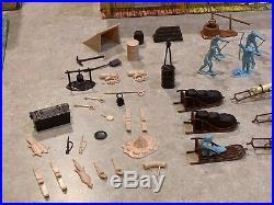 Marx Alaska Play Set Box#3708