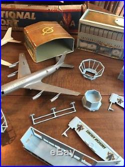 Marx American Airlines 1960 International Jet Port Play Set