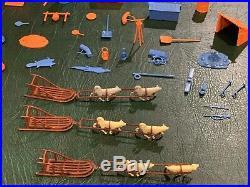 Marx Arctic Explorer Play Set Series 2000 Box#3702