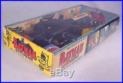 Marx BATMAN MAGIC PICTURE PISTOL GUN NEW OLD STORE STOCK BOXED 1966 RARE