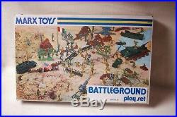 Marx Battle Ground Set #4756