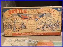 Marx Battle Of The Blue And Gray Set Box#4745