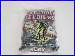 Marx Battleground 100 Bagged Soldiers Un Used Genuine