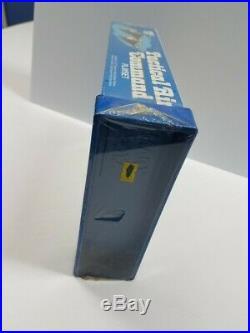 Marx Battleground 4106 Tactical Air Command Storage Box Playset Mint Unused